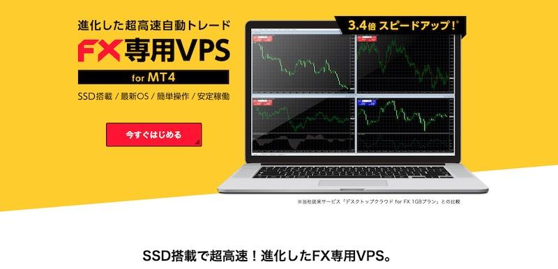 VPSの一例(お名前.com)